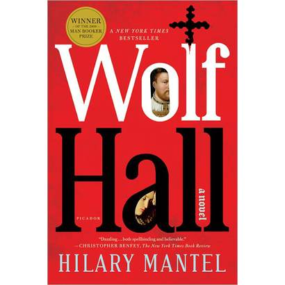 Literature with a capital 'L'. And one of my favourite words in the title. (By which I mean 'Wolf'. Not 'Hall'.)