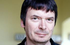 Ian Rankin, no visible coal-dust