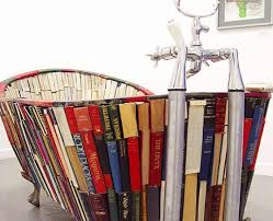 'The Bath of Knowledge' designed by Vanessa Mancini.