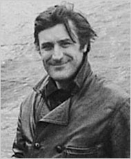 In spite of being on Team Sylvia, I've always been slightly in love with Ted Hughes.