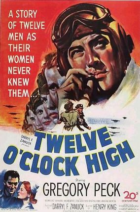 Yes, it's day 12. Here's a film poster with the word twelve in the title. Just me, or does this sound vaguely homoerotic?