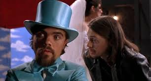 A dream sequence needn't contain a dwarf. Although a top-hatted Peter Dinklage could be a good addition to your novel...