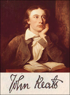 """a biography of john keats John keats biography john keats was an influential romantic poet, who has become one of the most widely respected and loved british poets """"beauty is truth , truth beauty, — that is all ye know on earth, and all ye need to know"""" – john keats, ode on a grecian urn."""