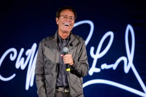 Sir-Cliff-Richard-attends-a-press-conference-to-announce-details-of-his-new-album-at-Gilgamesh